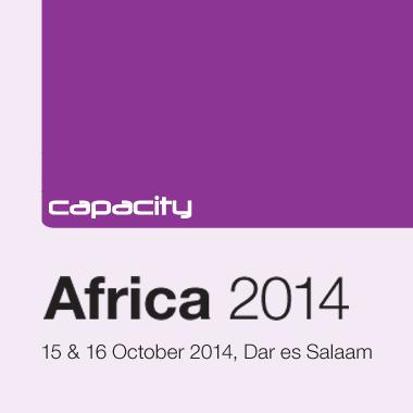 Capacity Africa 2014