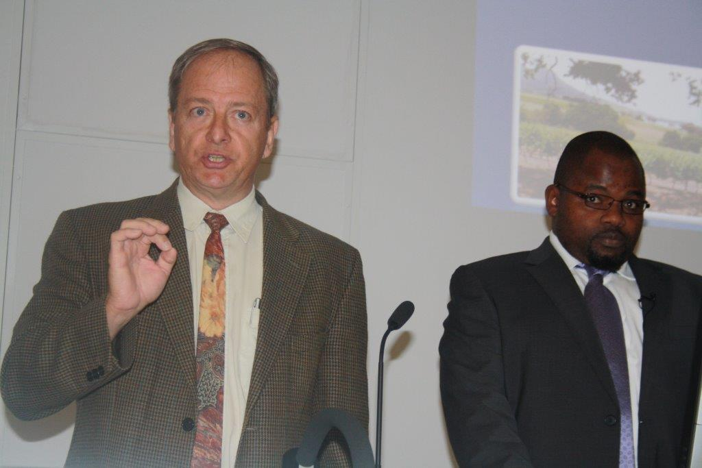Western Cape's success story with agricultural land reform told at USB