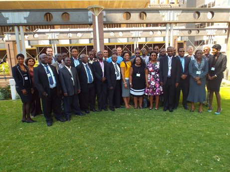 Zimbabwe host 6th Africa's water, climate development programme workshop