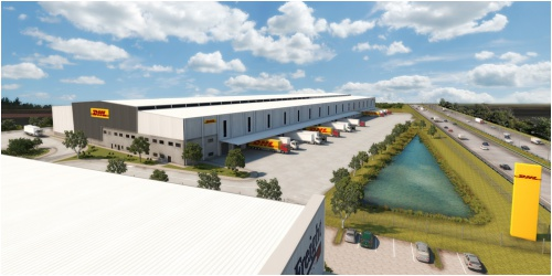 DHL invests over EUR 30.5 million in new South Africa facilities