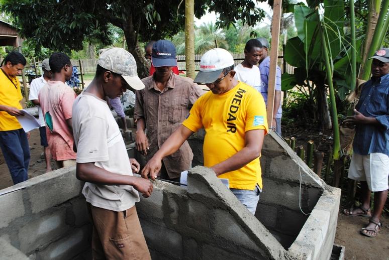 Medair vise l'amélioration de l'économie locale du nord-est de Madagascar