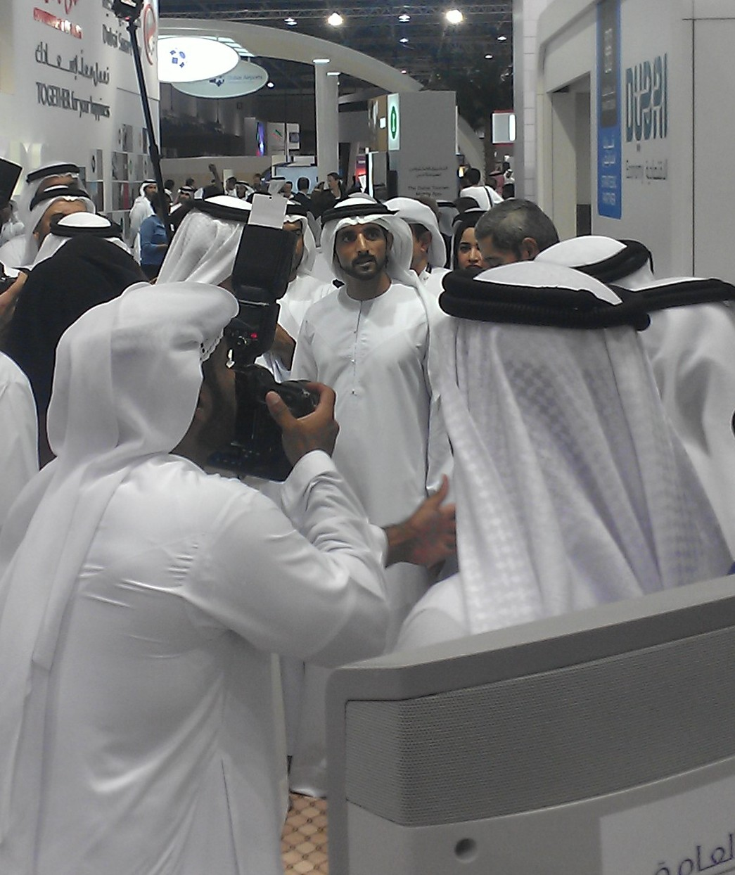 GITEX TECHNOLOGY WEEK 2014 OFFICIAL OPENING