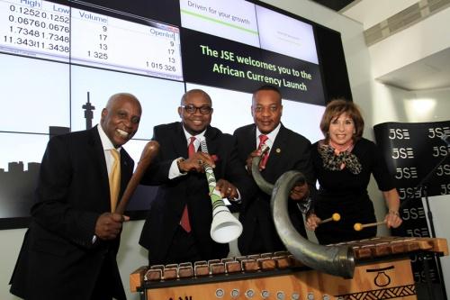 La Bourse de Johannesburg (JSE) lance une nouvelle gamme de contrats à terme sur les devises africaines
