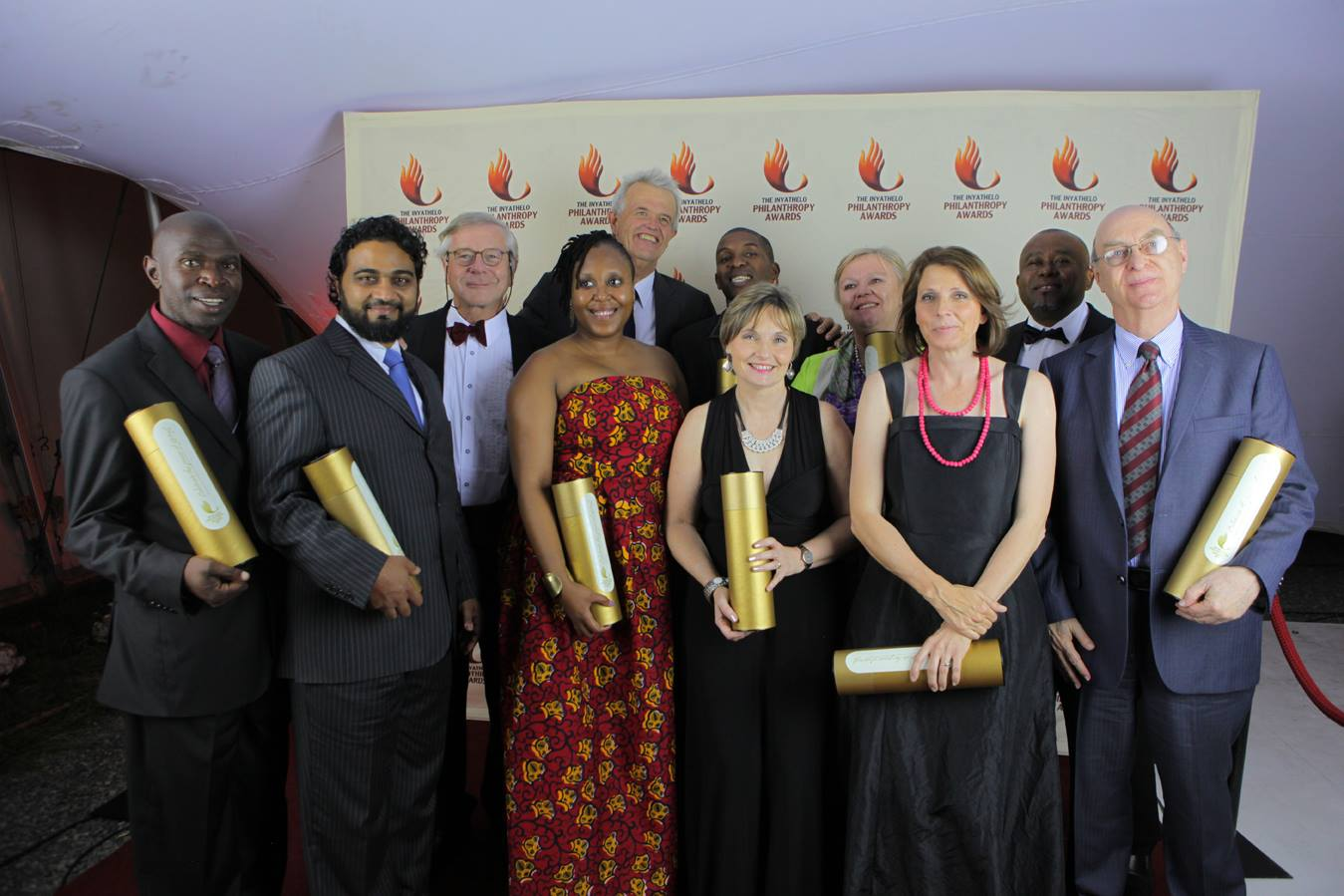 PHILANTHROPY HEROES HONOURED AT INYATHELO AWARDS