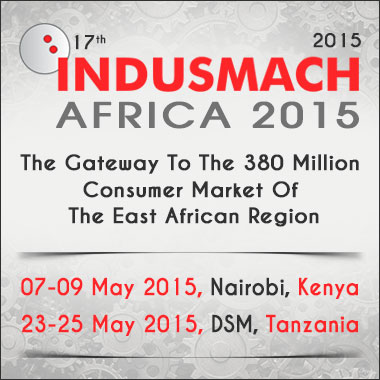 Indusmach Expo set for May 2015
