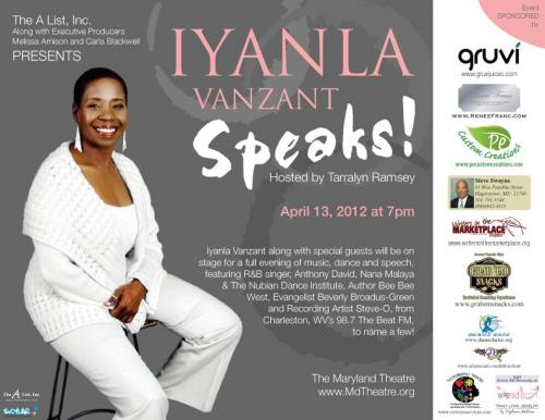 Iyanla Vanzant, Can Sort You Out