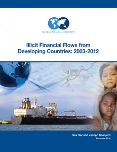 New Study: Crime, Corruption, Tax Evasion Drained a Record US$991.2bn in Illicit Financial Flows from Developing Economies in 2012