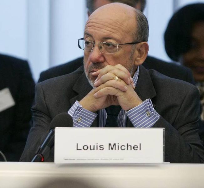 Africa can do it, says Louis Michel