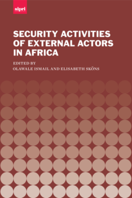 First Ever Mapping of Activities of External Security Actors in Africa Confirms Trends Towards Multilateralism and 'Africanization'