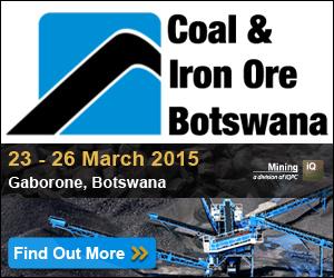 Coal and Iron Ore Botswana