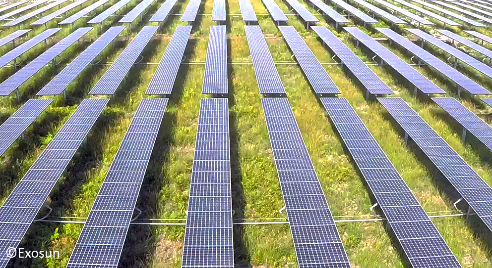 Exosun expands its operations in solar tracking and opens a subsidiary in South Africa