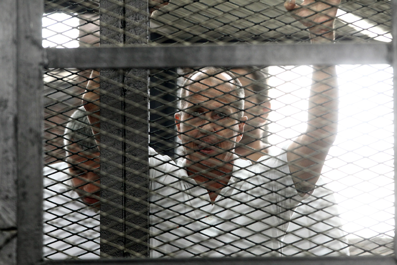 Al Jazeera has said that the campaign to free its journalists in Egypt will not end till all three have been released.