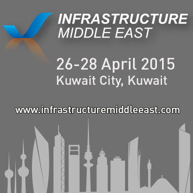 """Infrastructure Middle East"" KUWAIT-  6 GCC governmental summits, exhibition & technical conference"
