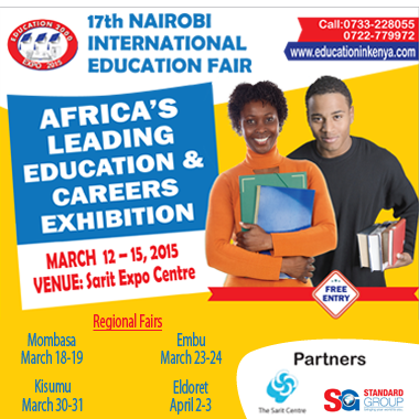 The Nairobi International Education Fair
