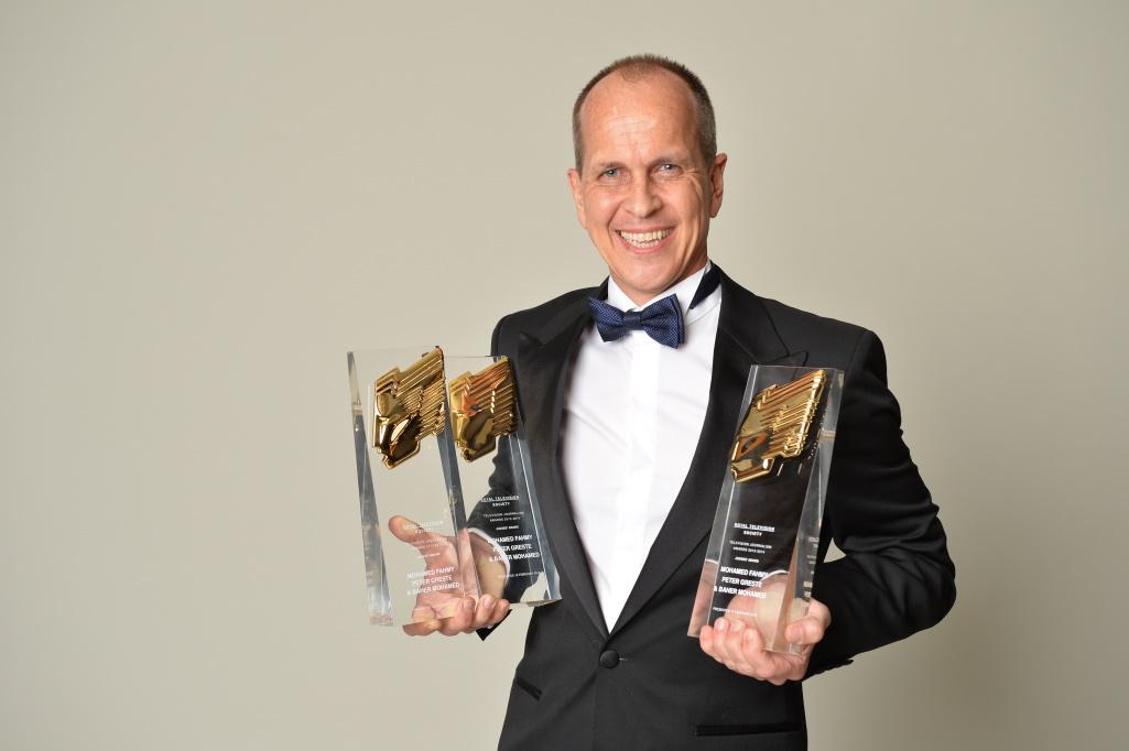 Prestigious journalism award for the Al Jazeera Three