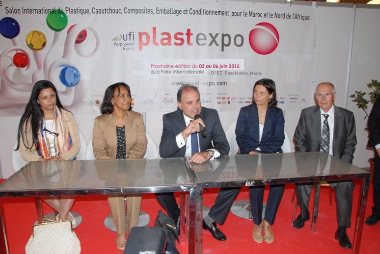 African business environment for Salon plasturgie