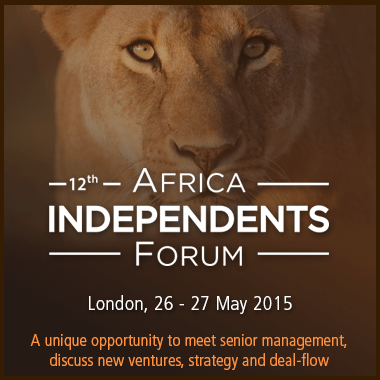 12th Africa Independents Forum