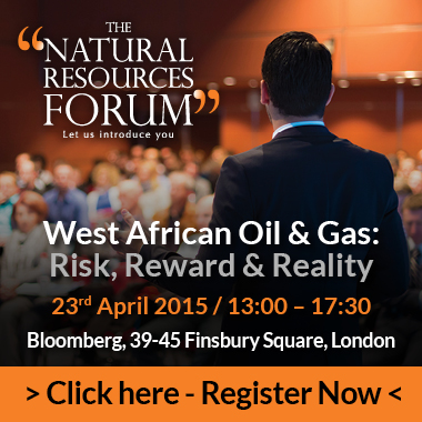 The Natural Resources Forum Presents West African Oil & Gas: Risks, Rewards and Reality