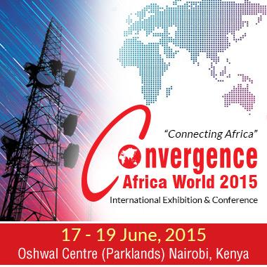 Africa @ Convergence Africa World 2015 Expo, Nairobi, Kenya, 17-19 June 2015