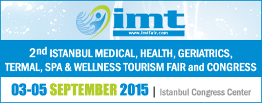 MAJOR INTERNATIONAL HEALTH TOURISM TRADE FAIR and CONGRESS SCHEDULED for ISTANBUL