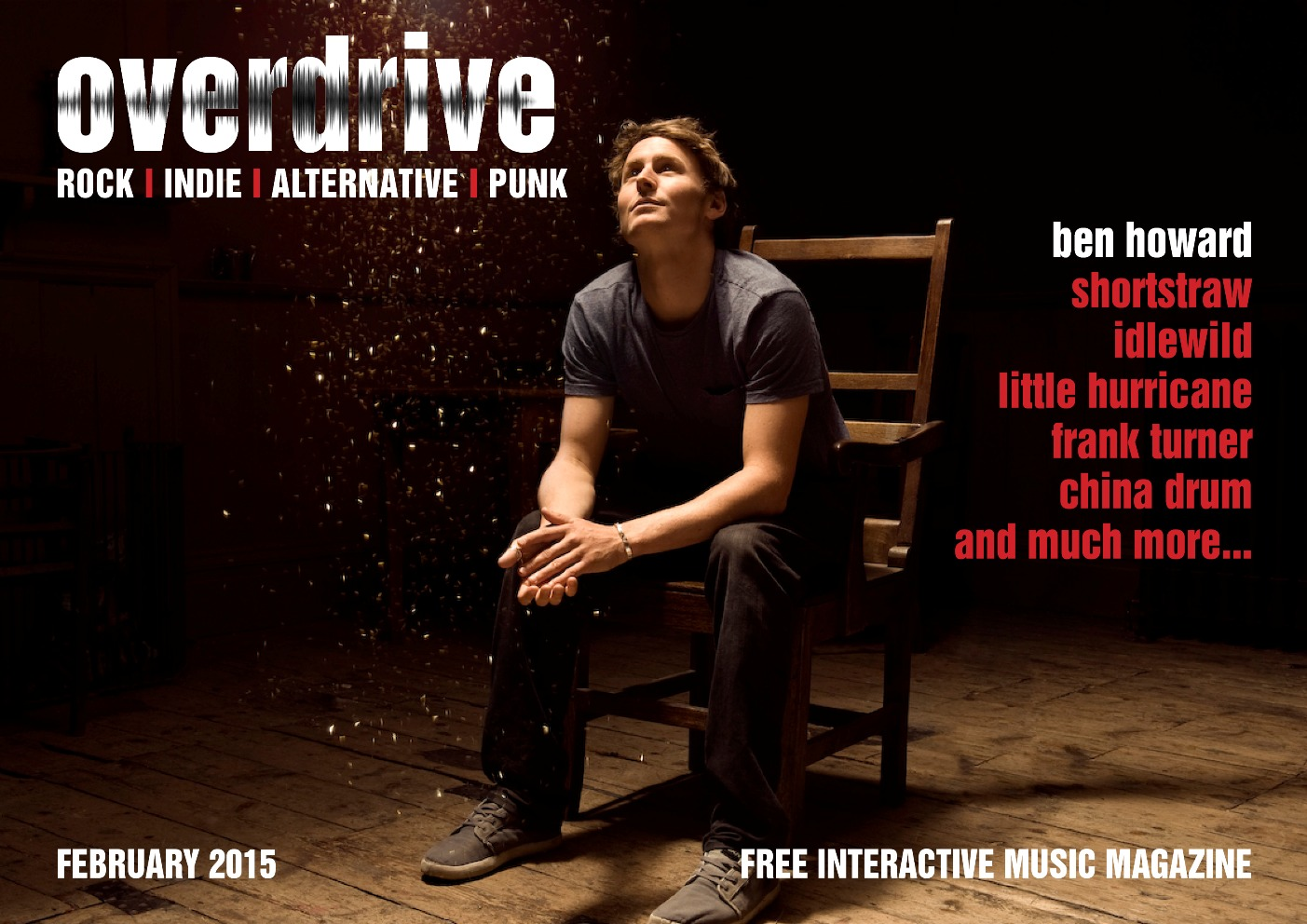 Overdrive offers immersive experience for music lovers