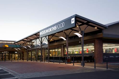 DESIGN FOR DEVELOPMENT: The Waterstone Woolworths store in Cape Town is a leading example of real estate designed for efficiency and better resource management.