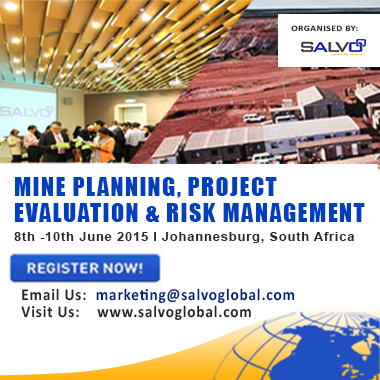 Mine Planning, Project Evaluation and Risk Management