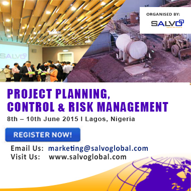 Project Planning, Control & Risk Management