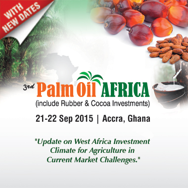 3rd Palm Oil AFRICA, Include Rubber & Cocoa Investments 2015