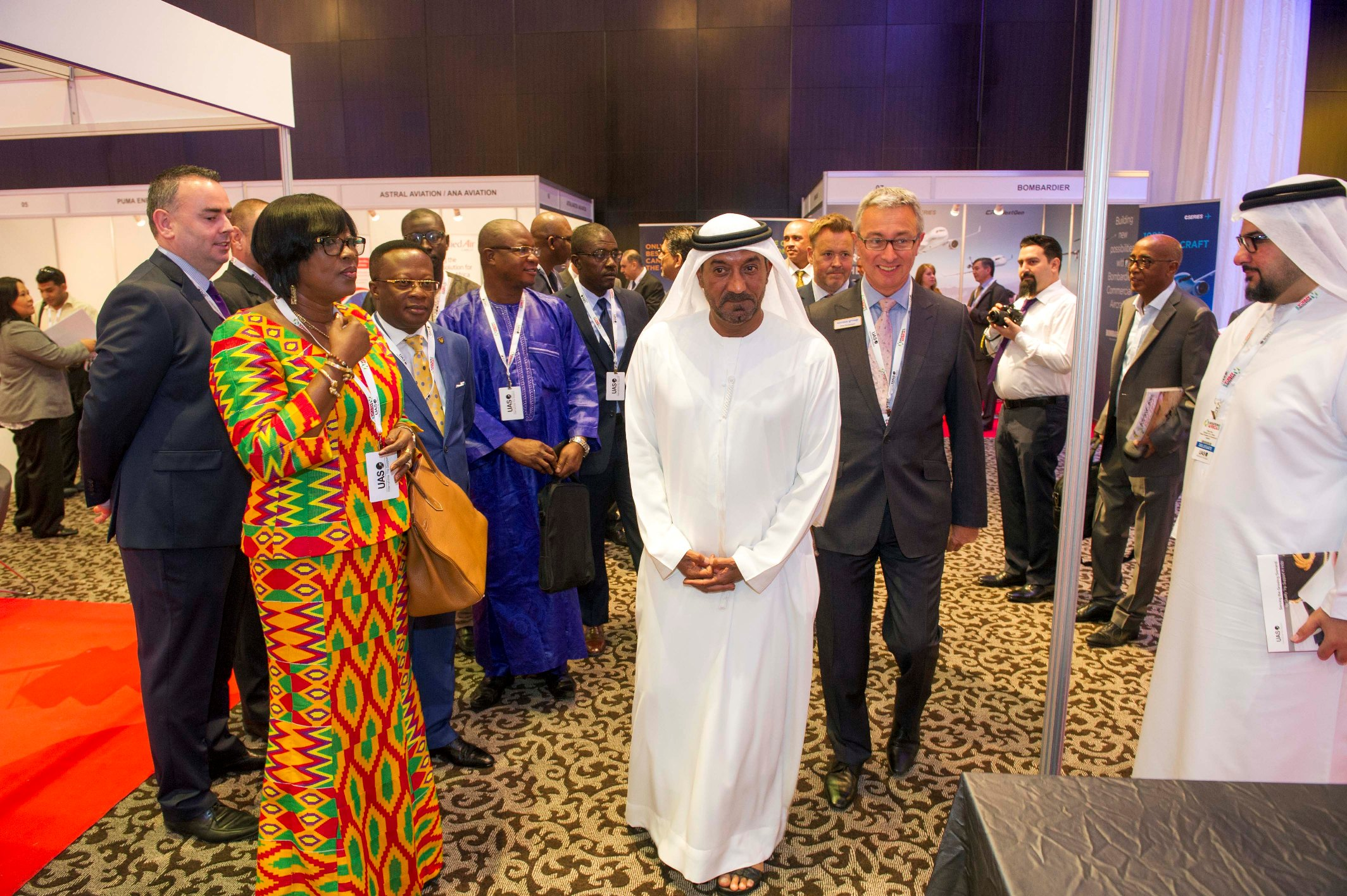 Aviation Africa event 2015 gets under way in Dubai