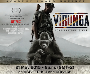VIRUNGA: Official African Premiere
