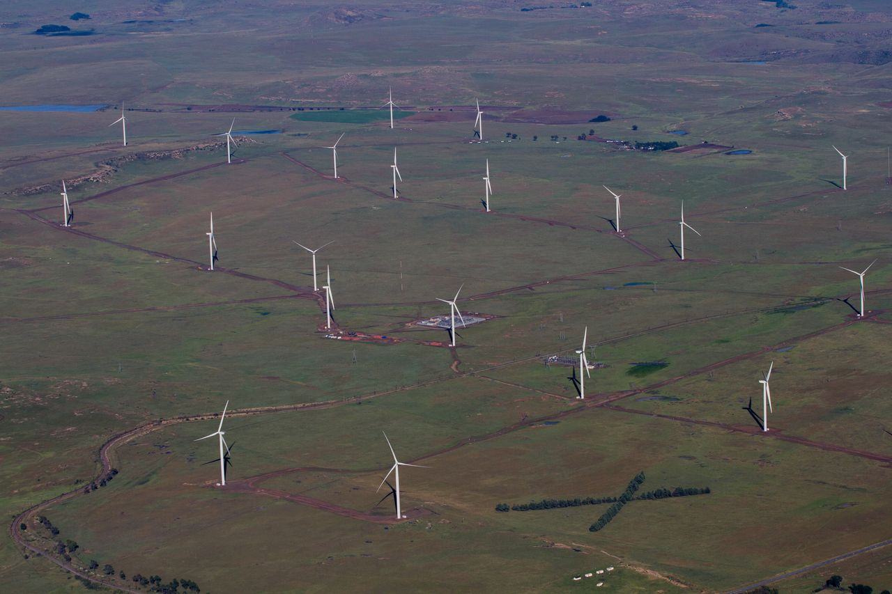 South Africa: Dorper Wind Farm powered up – Grid compliance reached and running successfully
