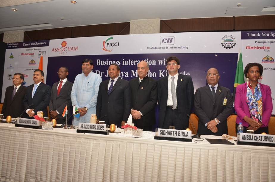 ASSOCHAM strengthens AFRICA focus with 9 regional offices & signs new MOU with TPSF-Tanzania Private Sector Foundation