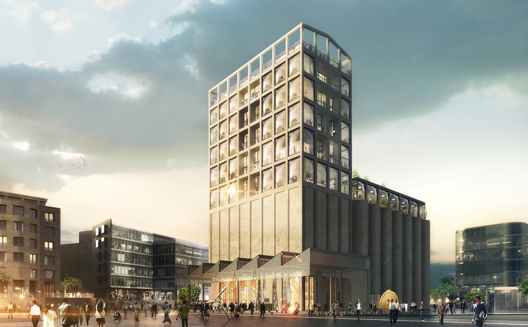 V&A Waterfront announces the ultra-luxurious Silo Hotel