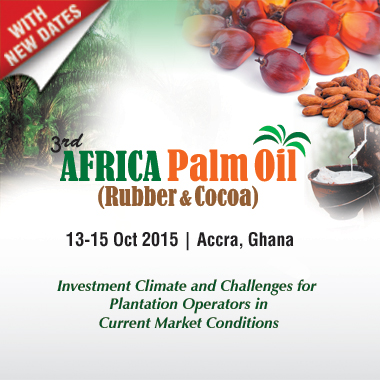 3rd Africa Palm Oil (Rubber & Cocoa) 2015