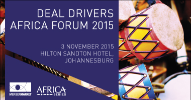 Deal Drivers Africa 2015