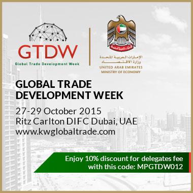 Global Trade Development Week 2015