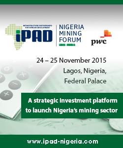 iPAD Nigeria Mining Forum