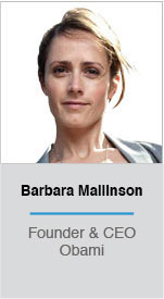 Q & A with Obami Founder and CEO, Barbara Mallinson