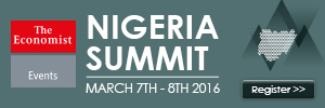The Nigeria Summit – March 7th-8th 2016, Lagos