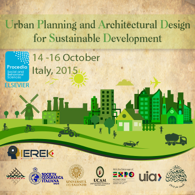 Urban Planning And Architectural Design For Sustainable Development Upadsd