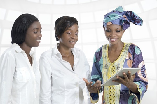 Developing female leadership in Africa
