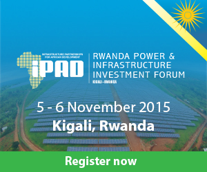 iPAD Rwanda Power & Infrastructure Investment Forum