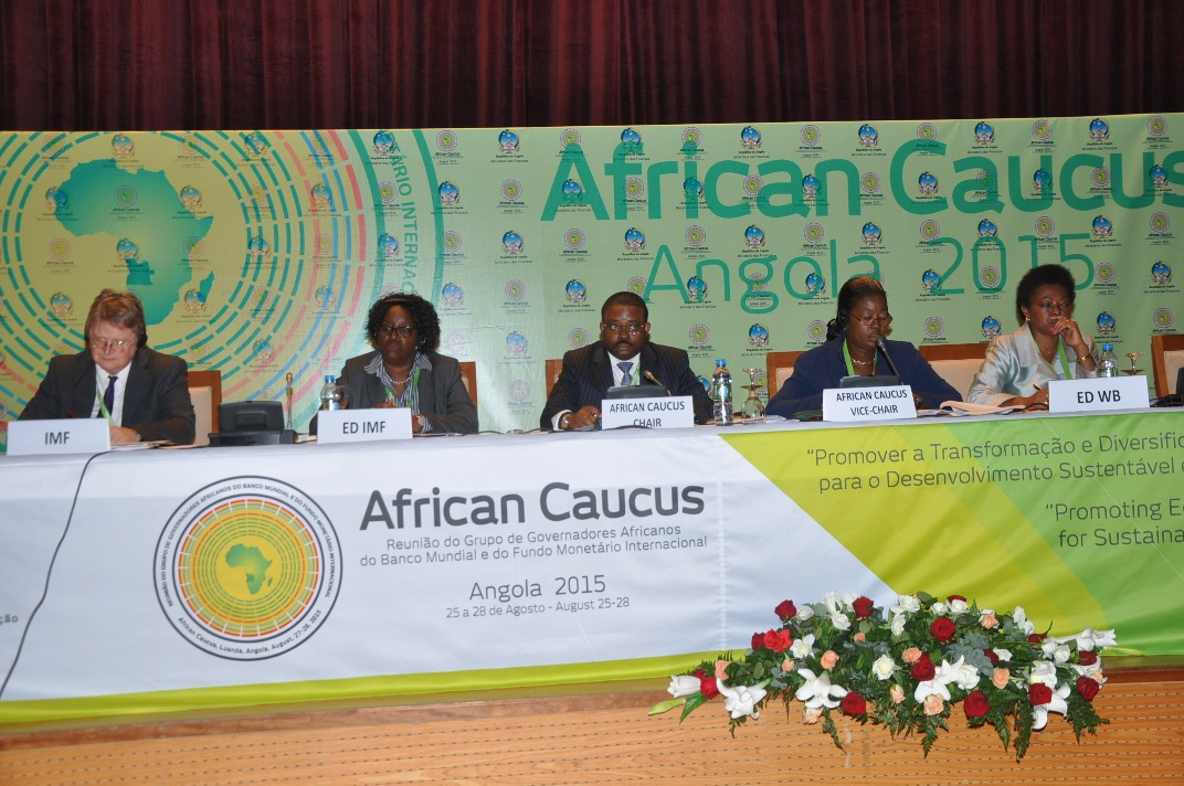 President of the African Caucus urges the combat of illicit financial flows in Africa