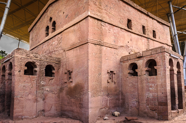 Lalibela, Ethiopia's Tremendous Architecture