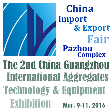 The 3rd China International Aggregates Industry Technology Forum China International Block & Brick Equipment Exhibition 2016 (BBE2016)