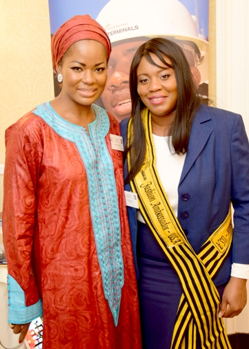 Madam Ambassador upholds African Fashions from Liberia
