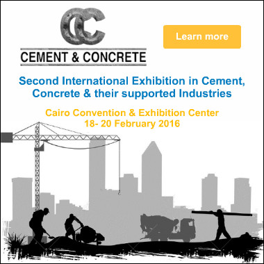Cement & Concrete Middle East exhibition