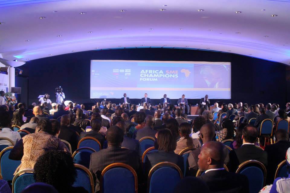 THE FINANCING FORUM FOR AFRICAN SMEs