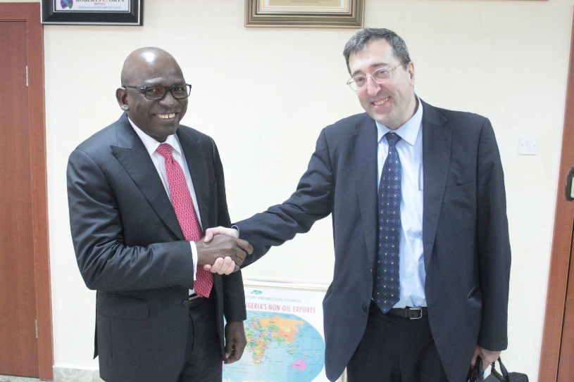 The NEXIM Bank and The World Bank to Collaborate on Developing Nigeria's Mining Sector